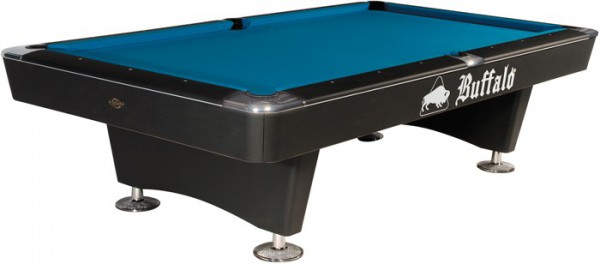 BUFFALO DOMINATOR POOL TABLE BLACK