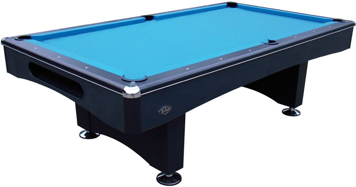 BUFFALO ELIMINATOR II POOL TABLES BLACK - Competition pool table
