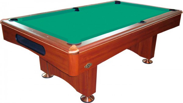 BUFFALO ELIMINATOR II POOL TABLES BROWN