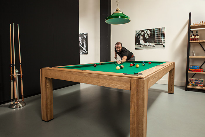 Amsterdam Pool Tables - Pool table leveling system