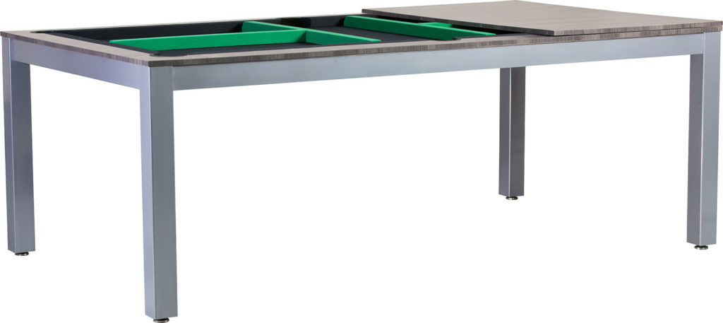 The Feet Are Adjule For A Perfectly Leveled Table Overall Size 227 8 Cm X 128 6cm 84 5cm Play Surface 198 2cm 99cm Slate Thickness 19mm 3pcs
